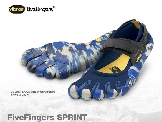 Vibram FiveFingers Sprint gimme!!!!