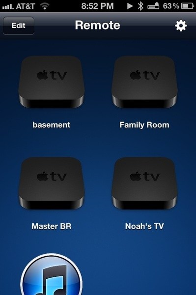 I've got an Apple TV in four rooms.  I love AirPlay.
