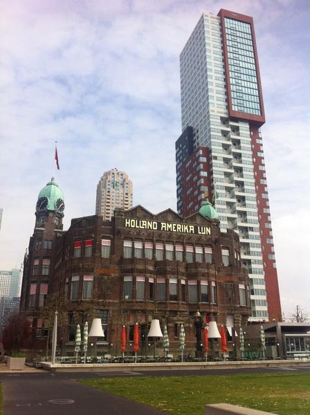 Schitterend #Rotterdam
