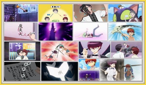 #KyoukainoRinne ep7 collage #anime