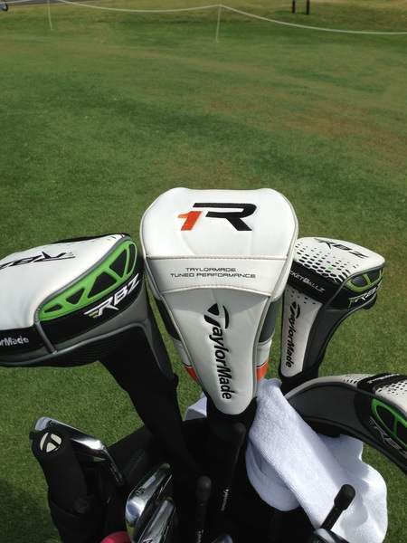 @TaylorMadeTour @TaylorMadeGolf  The new R1 has arrived!! #taylormadeforlife