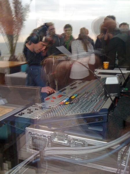 Koert mixing