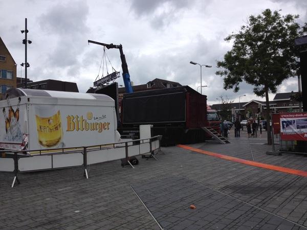 Haha, als je #neddui gaat kijken in Roermond moet je Duits bier drinken