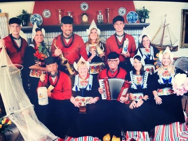 #Volendam leuke dag met the family!