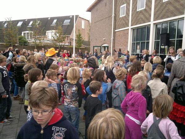 Einde #kinderboekenweek , start #herfstvakantie #Horizon #Katwijk