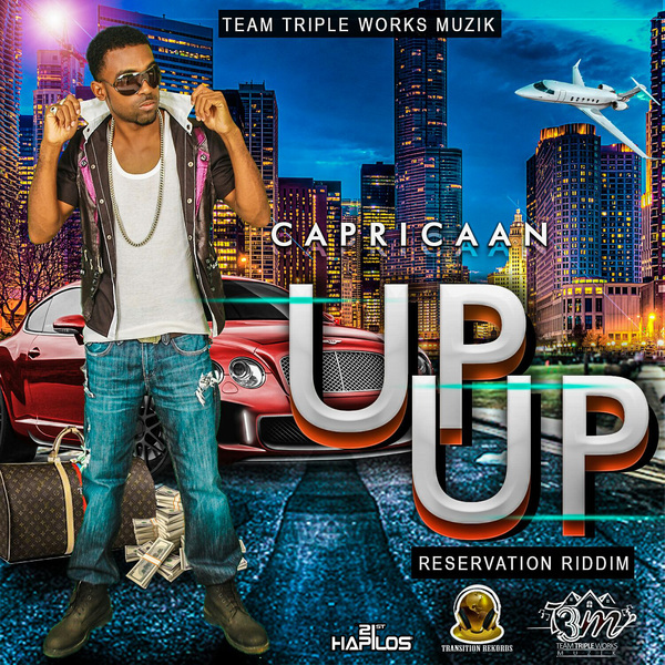 CAPRICAAN - UP UP - SINGLE #ITUNES 12/23/16
