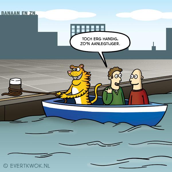 Toch wel erg handig #cartoon