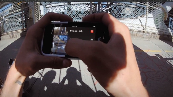 Dear @gopro pls show how Sheckler got this multiple preview screen on iPhone? Looking to use multiple cameras soon.