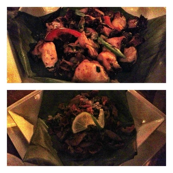 Unexpected day in Houston: got to eat @ Hugo's. B'tiful wood grilled octopus and achiote suckling pig. Gr8 wine list!