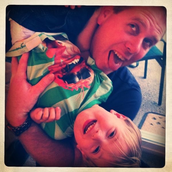 Fletcher of the day: Uncle Jason