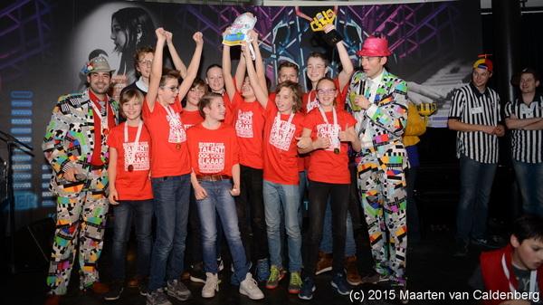 Team #rotaro van @rodenborch #rosmalen door naar @fllbenelux #fll #benelux