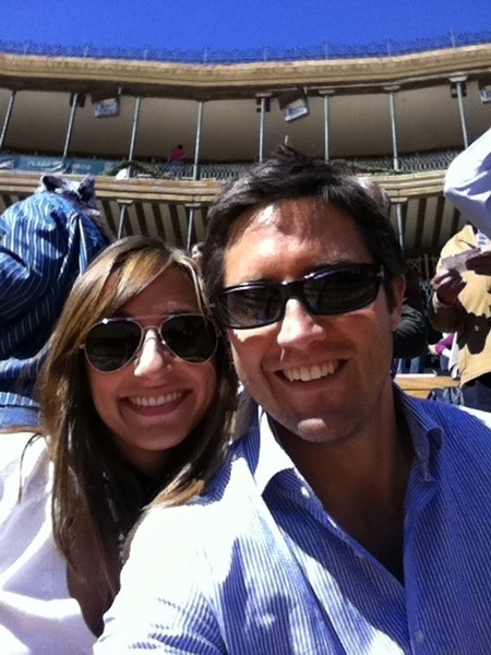 Really enjoyed the bull fights today at the Plaza de Toros in #Valencia
