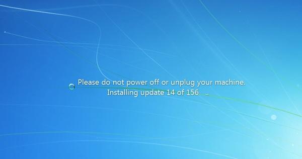 Reden #2 dat ik niet meer met Windows wil werken -