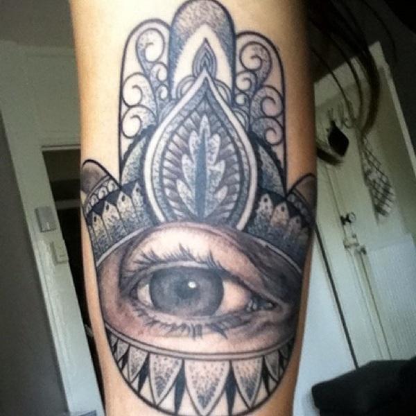 Nieuwe Tattoo van m'n dochter!!