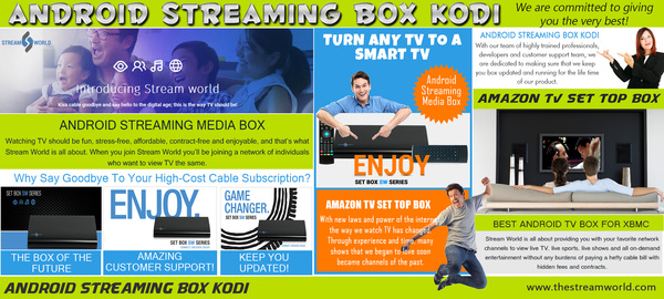 Best android tv box for xbmc