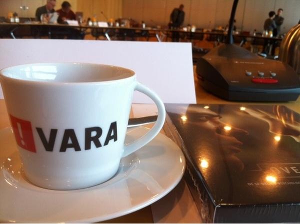 Verenigingsraad VARA staat op punt van beginnen #altijdspannend