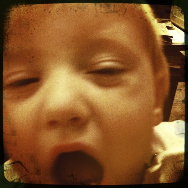 Fletcher of the day: open wide