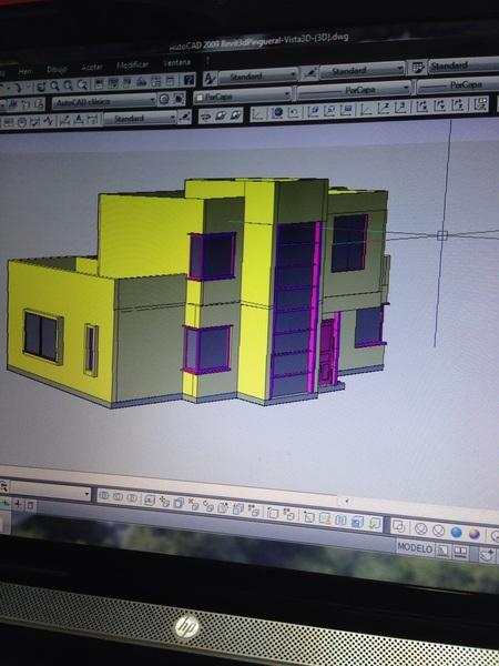 Un #Adelanto #Diseño de #Vivienda en #Pingueral #Tolrarq #Arquitectura y #Construccion