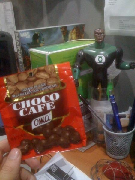 Choco cafe! Gracias!