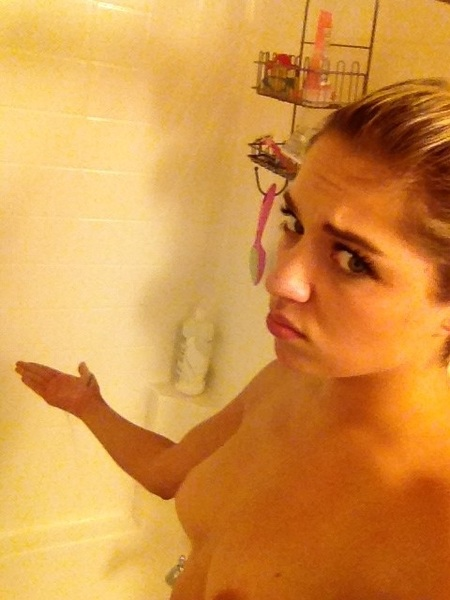 The worst part of showering is waiting for the hot water...