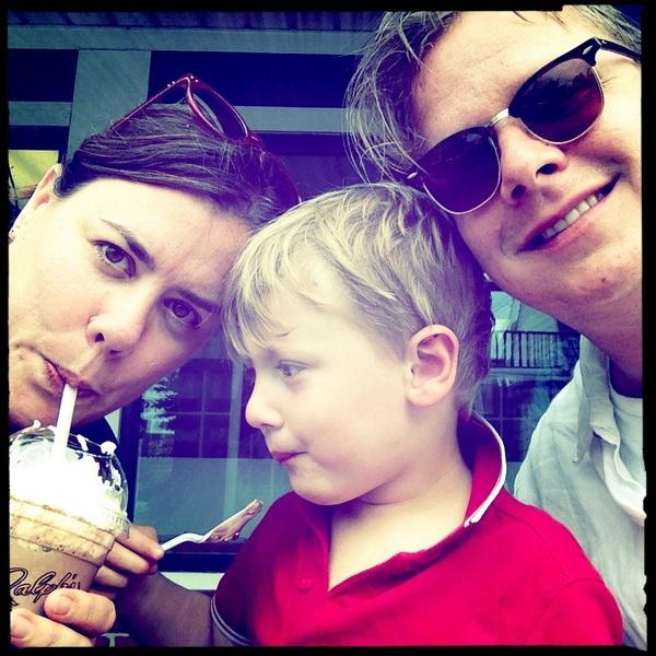 Ice cream in Port Jefferson