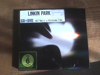 My new #LinkinPark CD