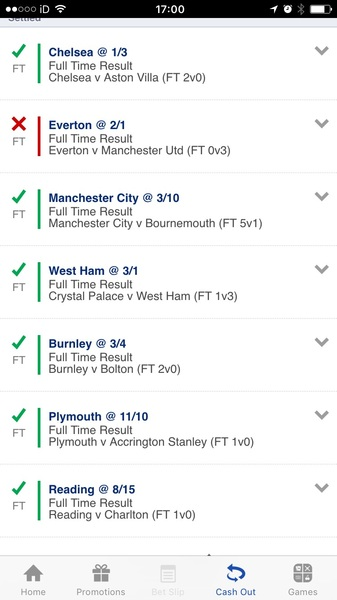Nearly :-/ #acca