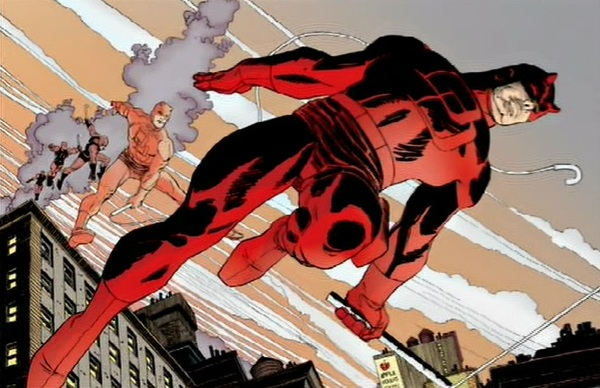 #DAREDEVIL from #manwithoutfear