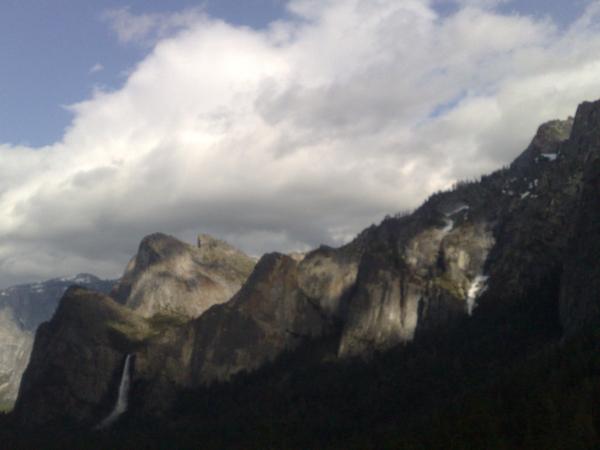 Yosemite NP is amazing