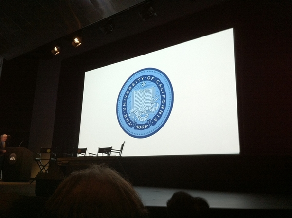 UC Berkeley Chancellor intos Panel of alumni leading Silicon Valley, including Intel CEO Paul Otellini