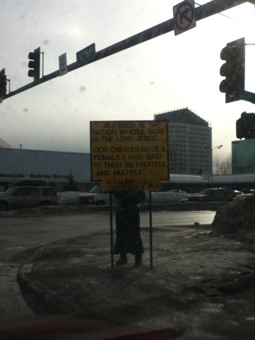 Also, totally go to hell #Bigot Lady of C Street. #prop5 #Anchorage