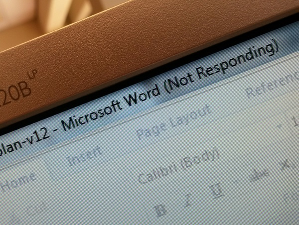 Ik ook van jou Microschoft Word.
