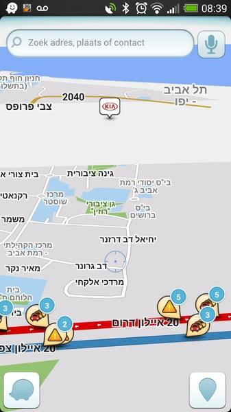 @JoopSoesan Kaart in Hebreeuws, zoekfunctie in NL. Als ik zoek op Zion Gate, Jerusalem, krijg ik treffers in Hebr.