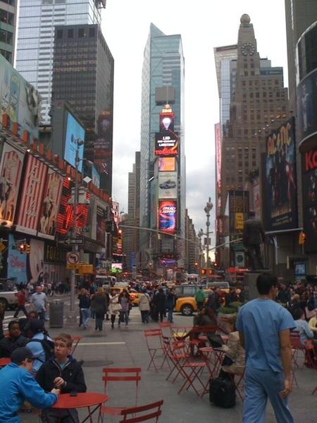 Times Square Redux