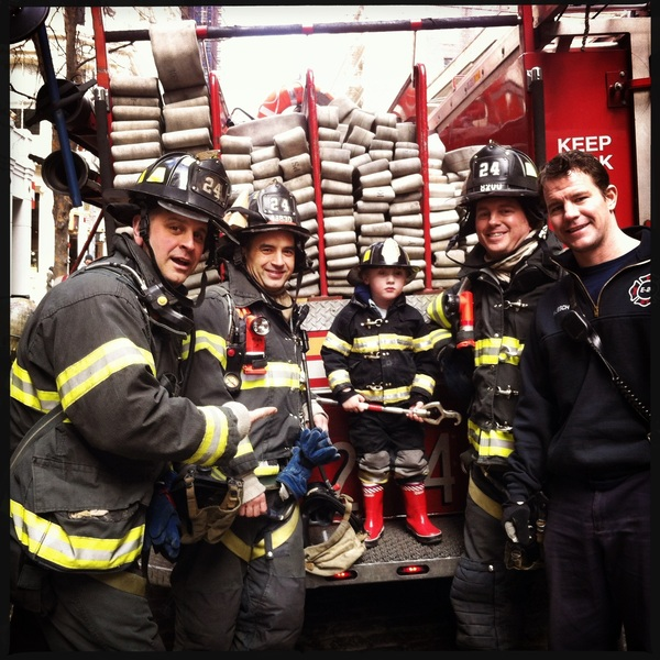 Fletcher of the day: The pumper truck