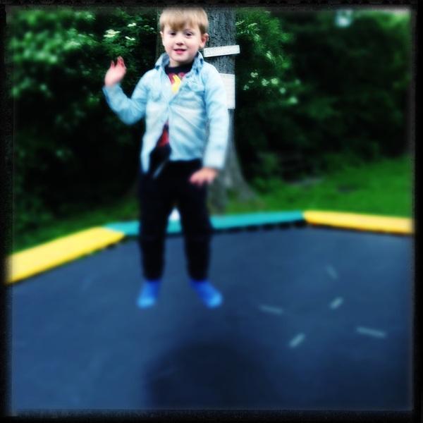 Fletcher of the Day: jump around