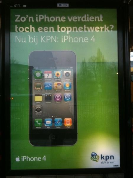 Slim aangepakt #iPhone #KPN