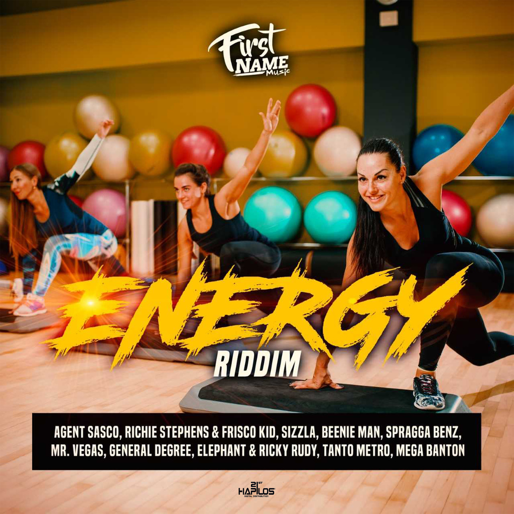 ENERGY RIDDIM - ASSASSIN, SIZZLA, SPRAGGA BENZ, BEENIE MAN #ITUNES 3/8/19