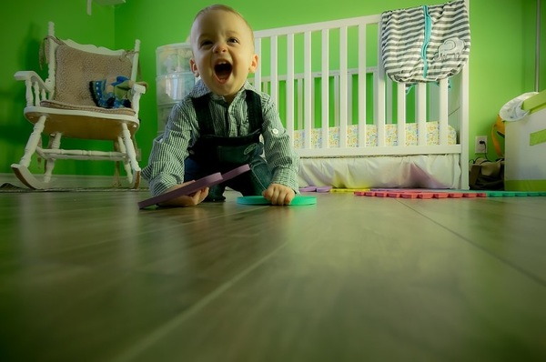 Keeping Your Baby Entertained