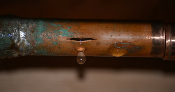Pipe Leak Cleanup Services in Utah