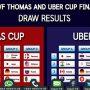 Agen Badminton Thomas Uber Indonesia 2018 - Agen Judi Online Terpercaya