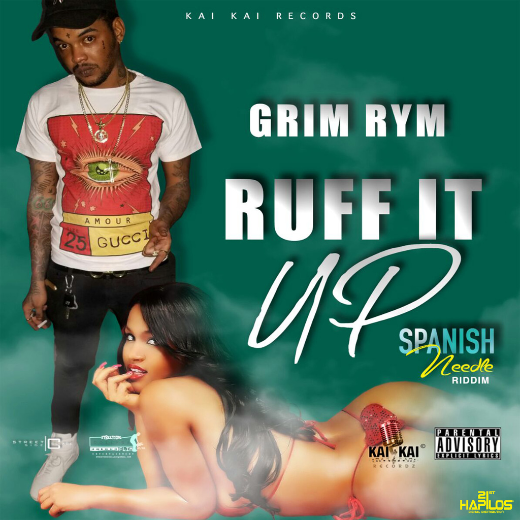 GRIM RYM - RUFF IT UP - SINGLE - #ITUNES 8/17/2018 @PAGE_SSC #APPLEMUSIC #SPOTIFYMUSIC