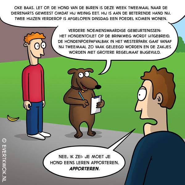 Toch wel knap #cartoon