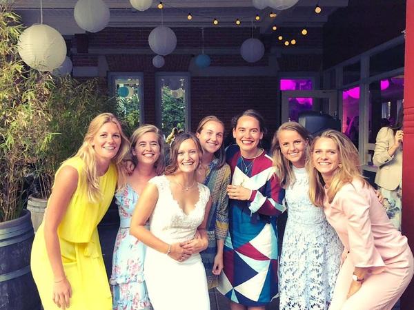 WAUW 💞💍✨Kel ❤️ Juun✨💍💞 wat een mooie dag!! #bijzonder #friends #huwelijk #mrmrshoyng #droompaar