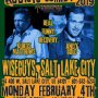 The Addicts Comedy Tour will be returning to Salt Lake City!  They're in town Monday February Feb 4th, 2019 at Wiseguys in downtown Salt Lake! T his show was created to give the recovery community (especially people in early recovery) a chance to come out and have a great night without being pressured to use or drink.  Tickets are $20 or $15 or groups of 10 with the promo code 'Utahrecovery'  Wiseguys 194 South 400 West Salt Lake City  Tickets here: https://bit.ly/2H6Uk6eFacebook