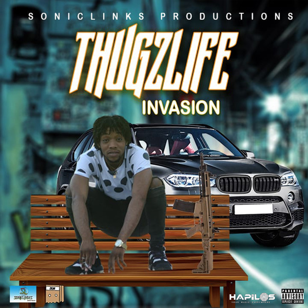 INVASION - THUGZLIFE - SINGLE #ITUNES 04/24/2020