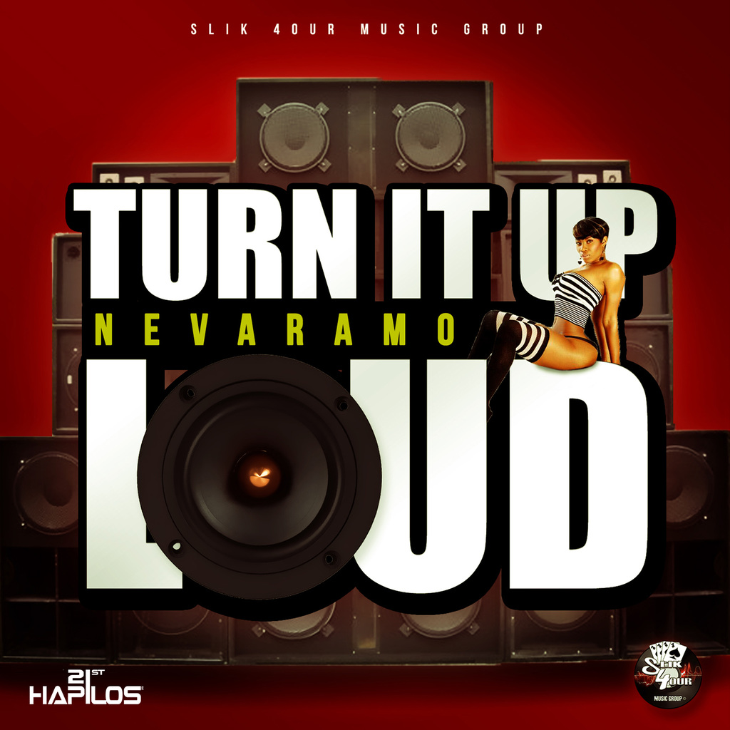 NEVARAMO - TURN IT UP LOUD - SINGLE #ITUNES 9/29/17 @SlikRRhymez