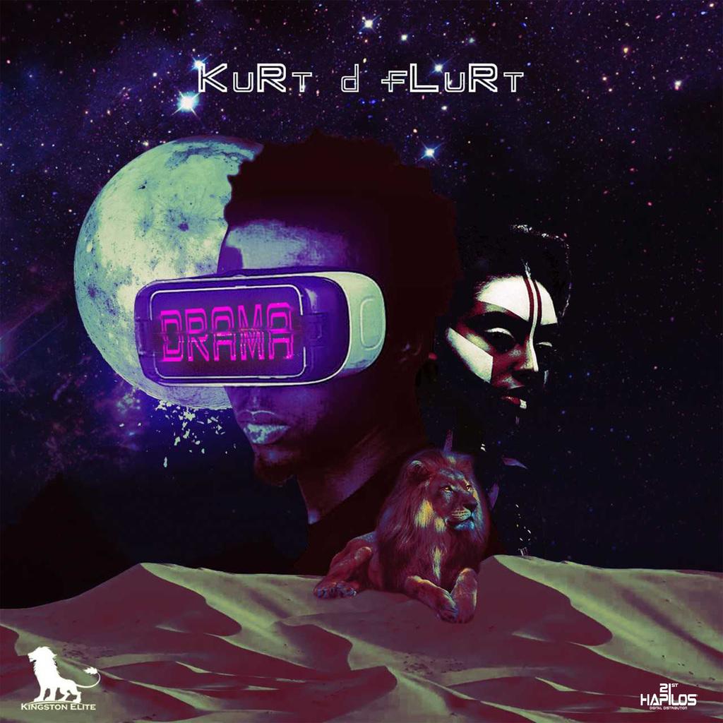 KURT D FLIRT - DRAMA - SINGLE #ITUNES 11/10/17 @kingstonelites