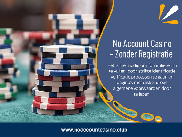 noaccountcasino.club – Zonder Registratie