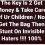 Y'all only hater be yourself... No cares about you like that... Live yo life and Stfu... #SMDFTB  #BALLBAGS